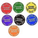 Lorann Oils Food Coloring Powder 4g (1/2 Ounce), Set of 7 Colors