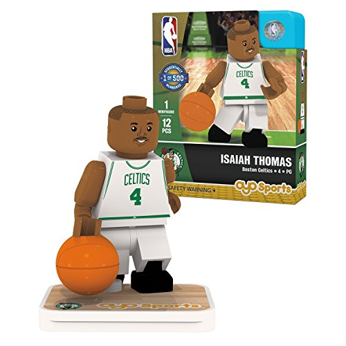 OYO Sports NBA Minifigure Boston Celtics Isaiah Thomas by OYO
