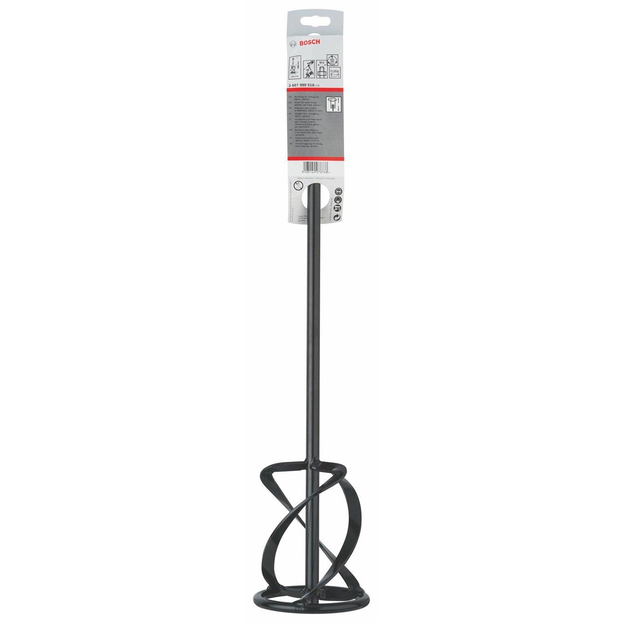 Bosch Zubehö r 2607990016 Rü hrkorb 120 mm, 600 mm, 15-25 kg