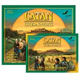 : Settlers Of Catan Cities And Knights Expansion And 5-6 Player Extension
