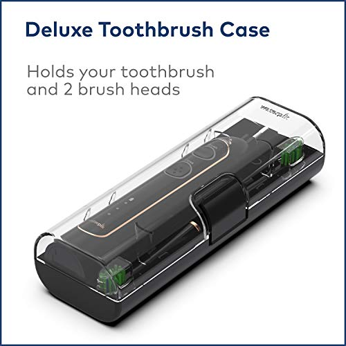 51yTUc SpjL - Waterpik Electric Toothbrush & Water Flosser Combo in One - Sonic-Fusion Professional Flossing Toothbrush, SF-02 Black