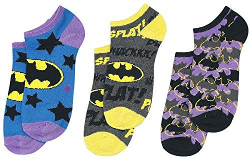 3-Pack-DC-Comics-Batman-Ankle-Socks