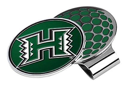 Amazon.com: NCAA Hawaii arco iris Warriors Marcador Sombrero ...