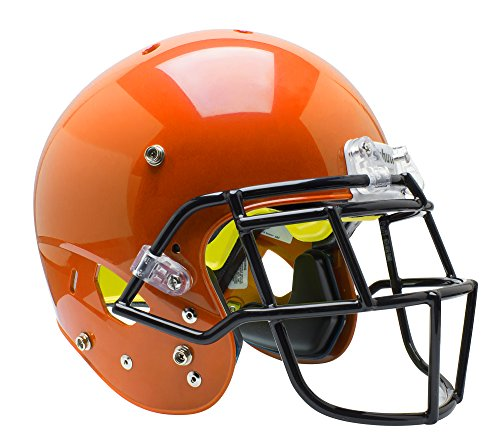 Schutt Sports Youth AiR Standard V Football Helmet (Faceguard Not Included), Large, Burnt Orange