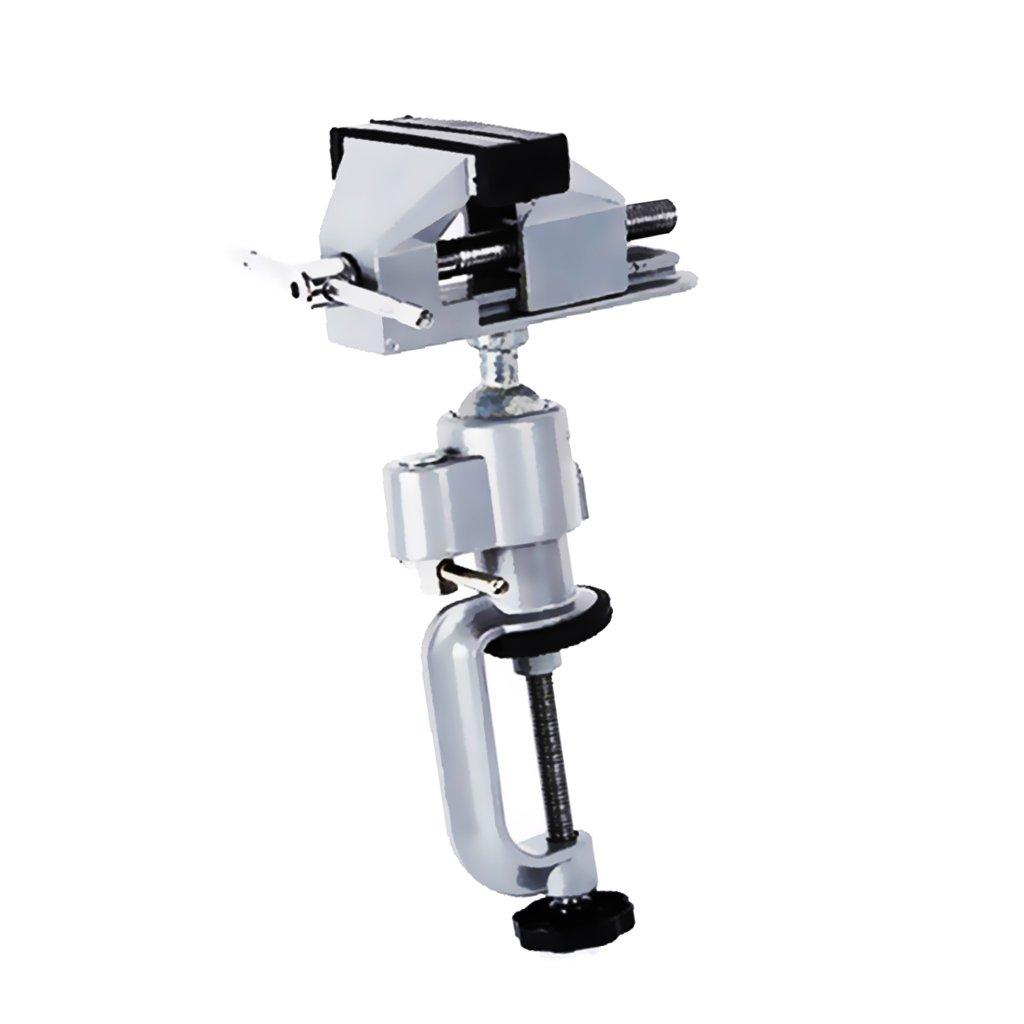 Sharplace 1pcs Bijoutiers Pin Outil Banc De Table 70mm en Aluminium Accessoires Durable Portable Bricolage