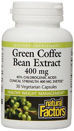 Natural Factors Green Coffee Bean Reviews
