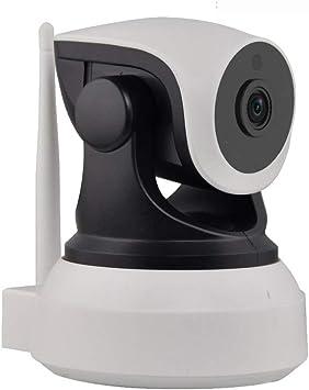 Opinión sobre Cámara IP WiFi HD para la vigilancia de interiores con sensor de movimiento y visión nocturna, compatible con iOS y Android. DIYtech (P2P, Pan/Tilt, ONVIF, slot micro SD) Nueva versión
