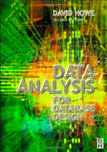 Download Data Analysis for Database Design Pdf