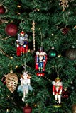Clever Creations Tchaikovsky Nutcrackers Ornament