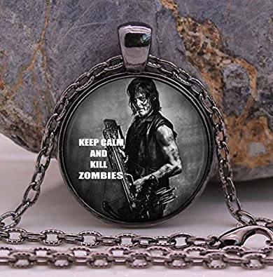 bijoux homme the walking dead