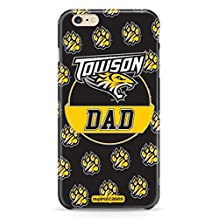 Inspired Cases 3D Textured College Dad - Towson University Tigers Case for iPhone 6 & 6s