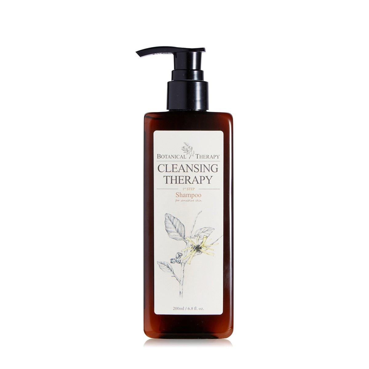 Botanical Therapy Pure Baby Shampoo with Calendula and Witch Hazel - Fragrance Free, 6.8 fl oz. Innobaby