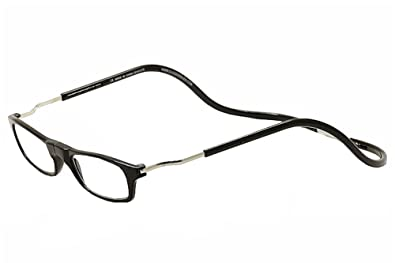 6b6bab392d Clic Readers Reading Glasses - Clic Readers Expandable Black XXL   Black  2.00 Magnification