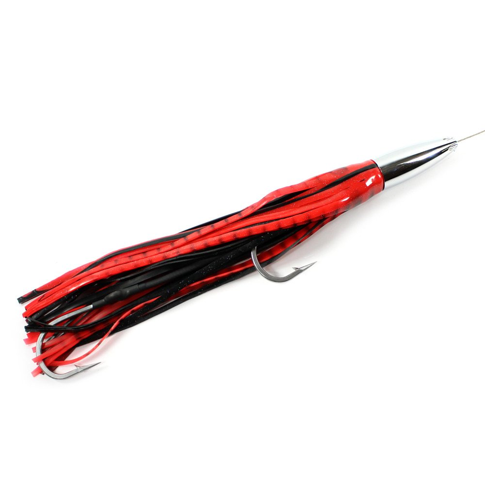 Wahoo High Speed Trolling Lure Large Red
