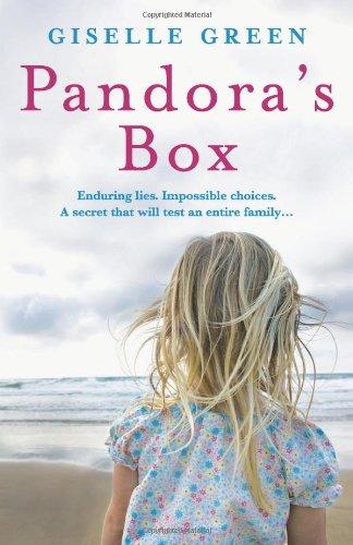Pandoras Box Giselle Green product image