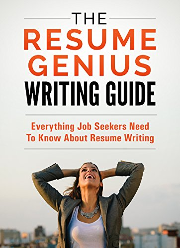 the resume genius writing guide the only resume writing book youll ever need