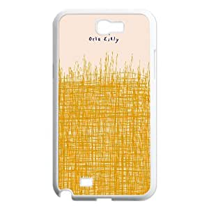 Cell Phone case orla kiely Cover Custom Case For Samsung Galaxy Note 2 N7100 MK9Q772452