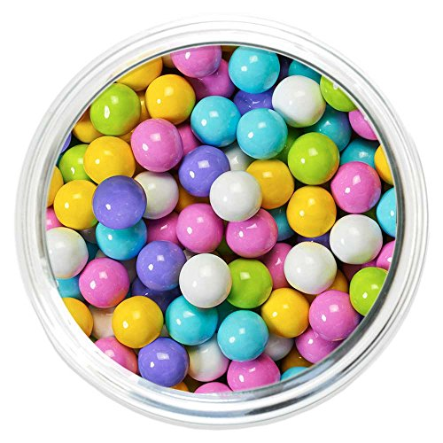 Sixlets - Pastel Color Assortment (2 lb