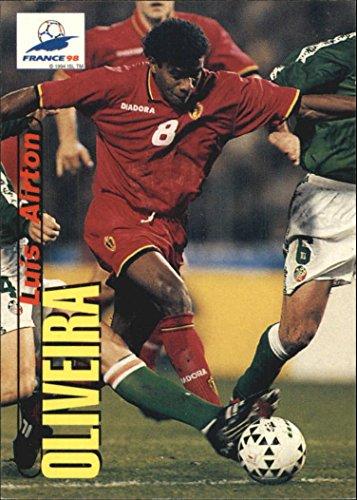 1998 Panini World Cup #94 Luis