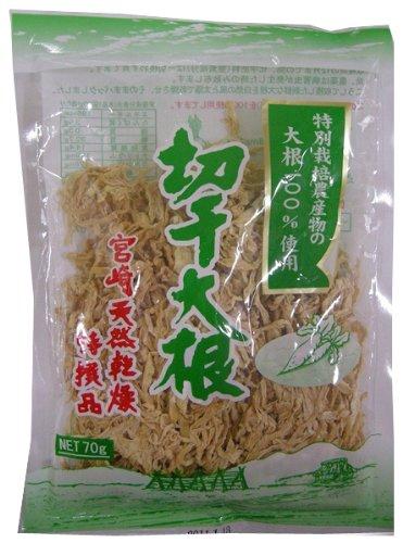 Kadoya rice special cultivation dried daikon strips radish 70gX5 pieces