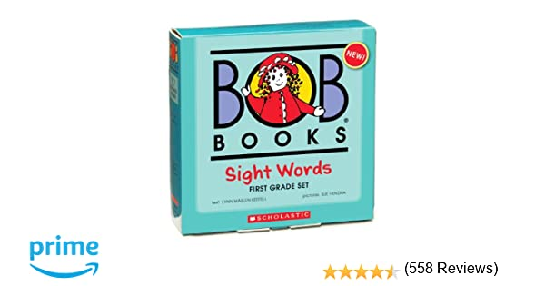Counting Number worksheets free syllable worksheets : Amazon.com: Bob Books: Sight Words, 1st Grade (9780545019248 ...