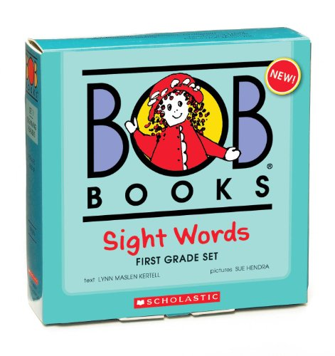 Bob Books: Sight Words, 1st Grade