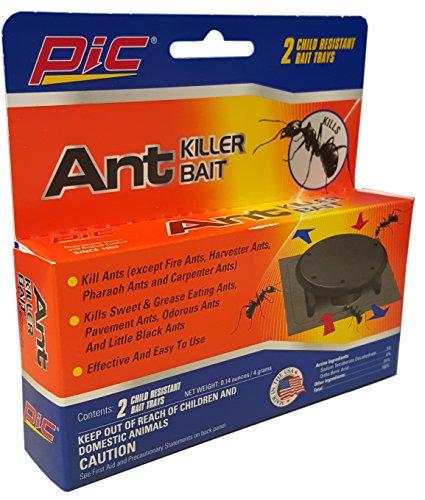 PIC AT-2 Ant Killer Bait, 2-Pack