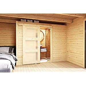 Best Epic Trends 51yTacyjtzL._SS300_ Allwood Add-on Rooms Cabin Kits (12 SQF)
