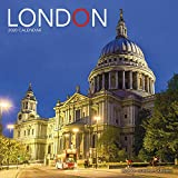 England Calendar - London Calendar - Calendars 2019 - 2020 Wall Calendars - Photo Calendar - London 16 Month Wall Calendar by Avonside (Multilingual Edition)