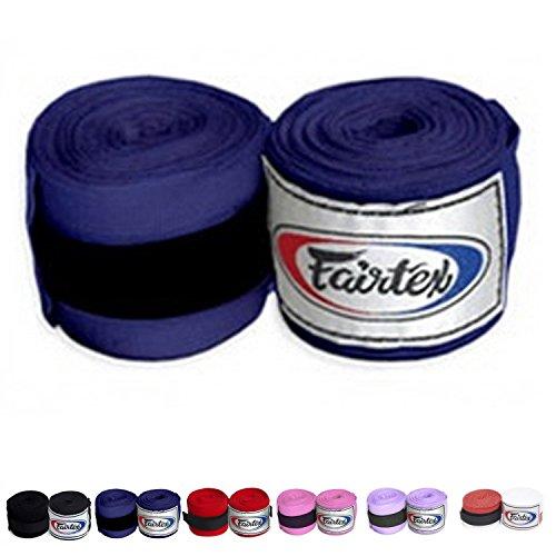 Fairtex Handwraps - Blue