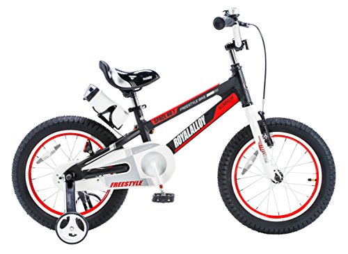 Royalbaby Space No. 1 Aluminum Kid's Bike, 16 inch wheels, B