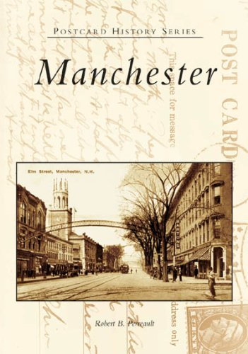Manchester (NH) (Postcard - Ct Stores Manchester
