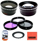 Best Big Mike's Macro Digital Cameras - Deluxe Lens Kit for Canon PowerShot SX500 IS Review