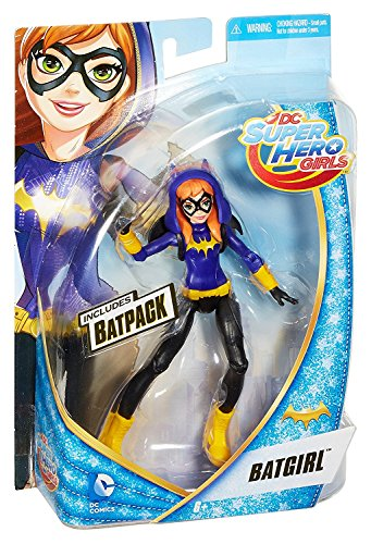 Batgirl 6 inch Action Figure , DC Super Hero Girls, Batgirl collectible figure