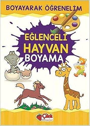 Sevimli Hayvan Boyama 2 Esranur Bayrak Kolektif 9789759189860