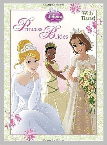 Princess Brides (Disney Princess) (Color Plus Card Stock) by RH Disney (2013-01-08)