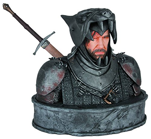 Dark Horse Deluxe Game of Thrones: The Hound Limited Edition (Limited Edition Bust)