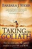 Taking on Goliath, Barbara J. Yoder, 1599792273