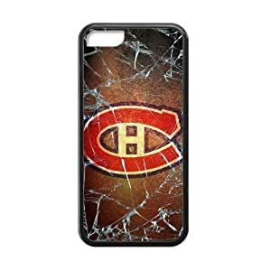 Icasepersonalized Personalized Protective,NHL Montreal Canadiens Custom For HTC One M9 Case Cover