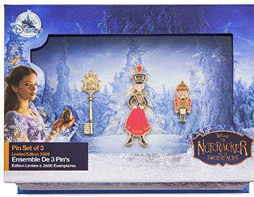 Nutcracker The and The Four Realms Limited Edition Pin - Edition Nutcracker Limited