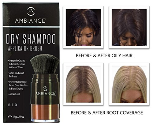 Ambiance Cosmetics, Shampoo Dry Red, 0.49 Ounce