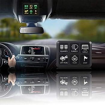 Amazon Com Relay Control Box For Jeep Wrangler Jk