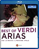 Best of Verdi Arias [Blu-ray]