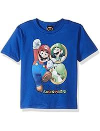 Boys' Anchor Mario Graphic T-Shirt