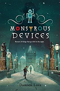 Book Cover: Monstrous Devices
