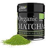 Matcha Green Tea Powder - Powerful Antioxidant Japanese Organic (Ceremonial 1 oz)