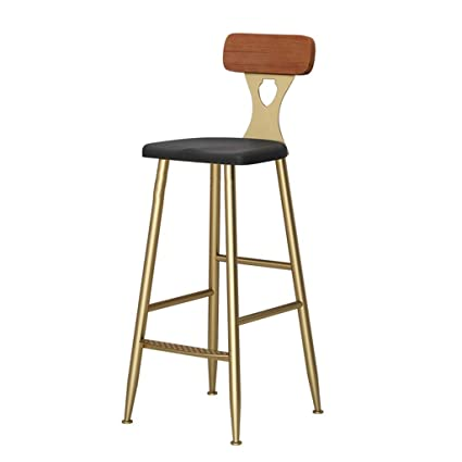 Astounding Amazon Com Fsml Chairs Counter Height Bar Stools Metal Bar Machost Co Dining Chair Design Ideas Machostcouk