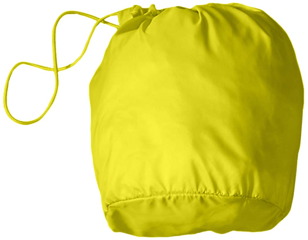 Helly Hansen Jr Barrier Down Insulator Jacket, Sweet Lime, Size 10 by Helly Hansen (Image #4)