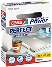 tesa extra Power Perfect, 2.75m x 19mm, wit