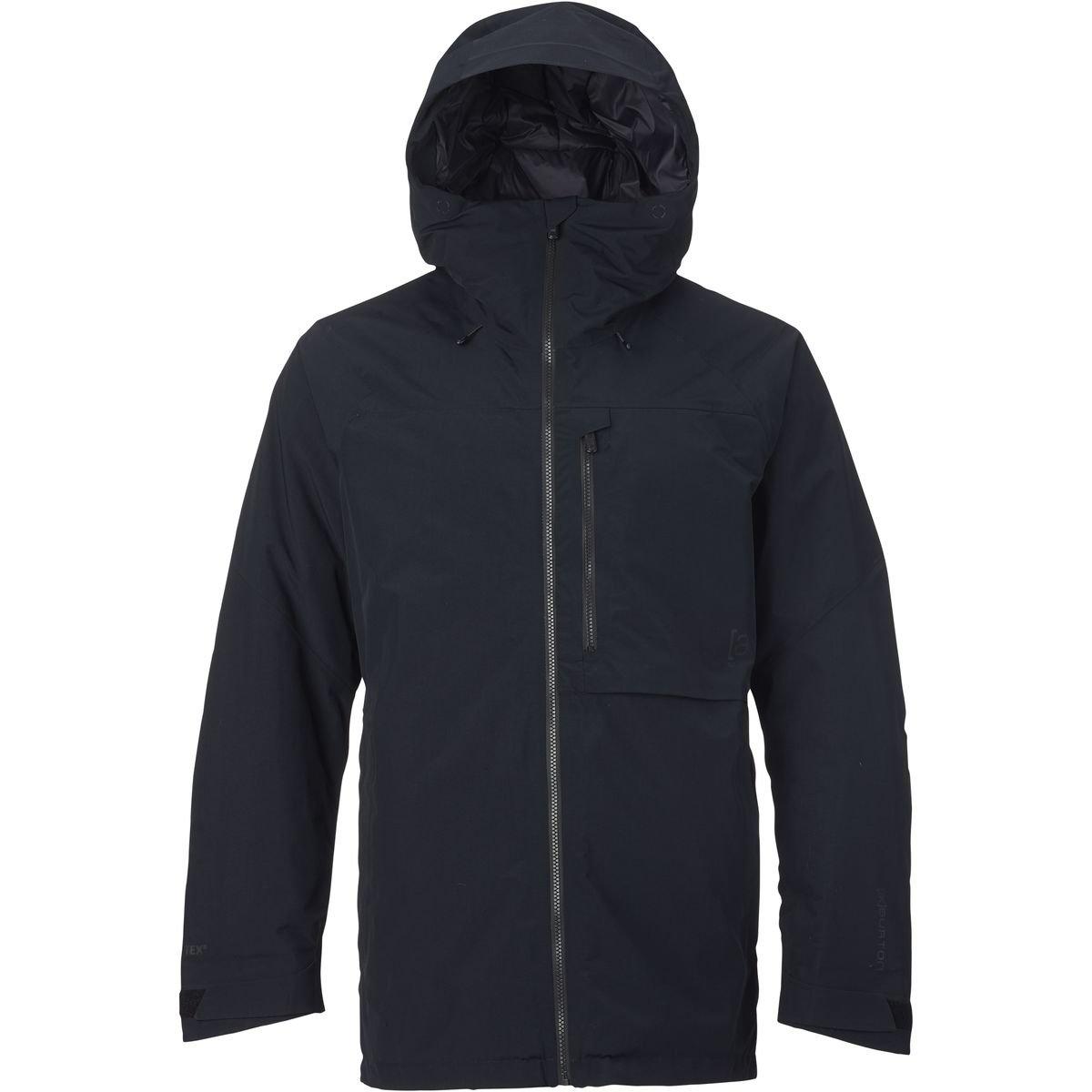 (バートン) Burton AK 2L Helitack Insulated Jacket メンズ ジャケットTrue Black [並行輸入品] B072KDKPNW  True Black 日本サイズ LL (US L)
